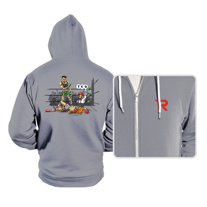 The Greatest of All Time - Hoodies - Hoodies - RIPT Apparel
