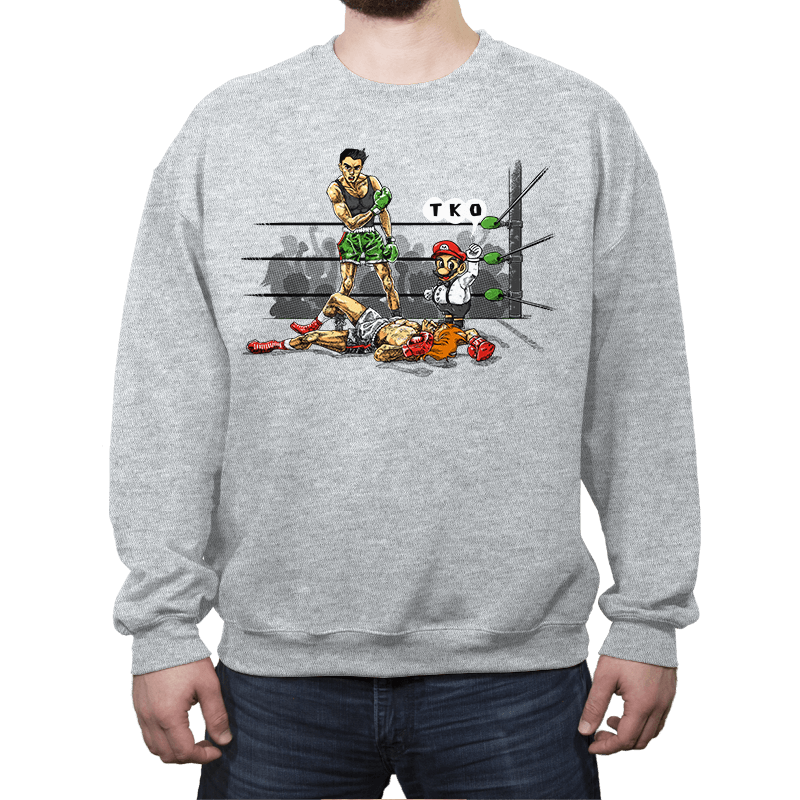 The Greatest of All Time - Crew Neck - Crew Neck - RIPT Apparel