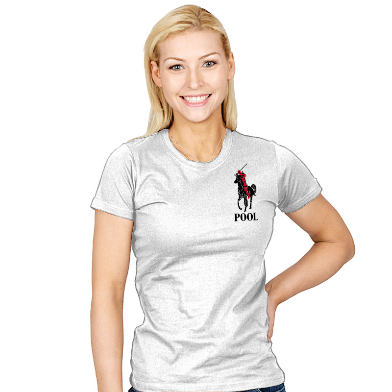 Pool R.L - Womens - T-Shirts - RIPT Apparel