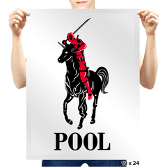 Pool R.L - Prints - Posters - RIPT Apparel