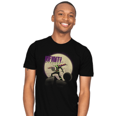 Beyond Infinity  - Mens - T-Shirts - RIPT Apparel