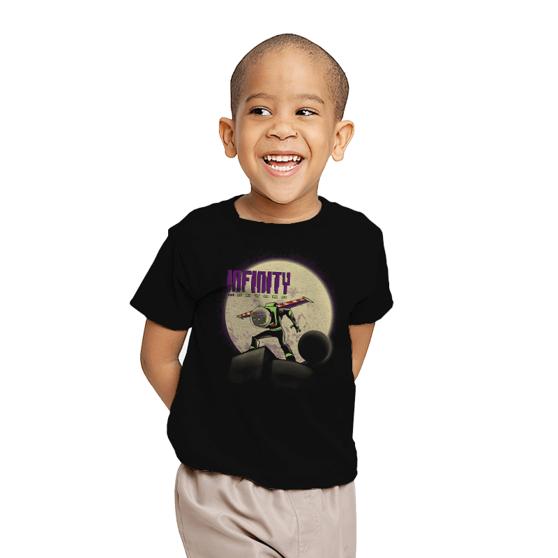 Beyond Infinity  - Youth - T-Shirts - RIPT Apparel
