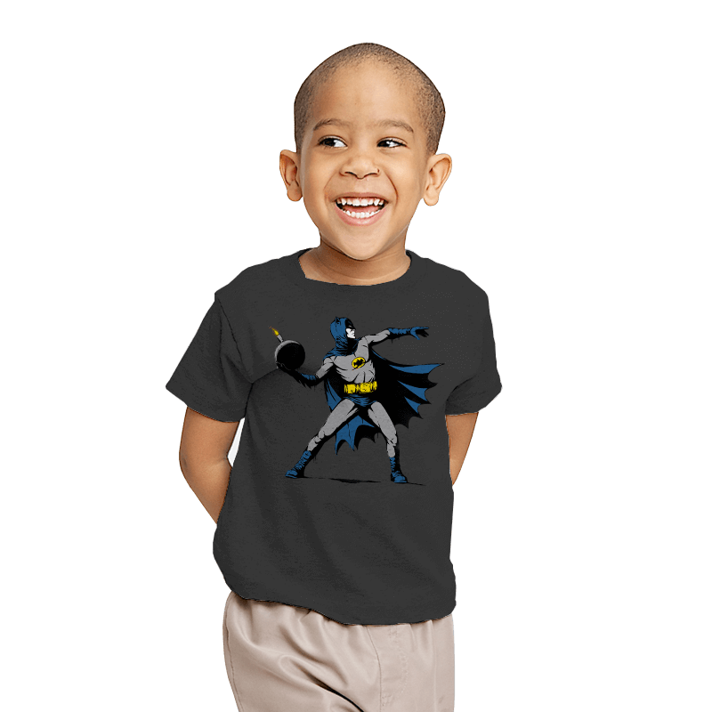 Batsy - Youth - T-Shirts - RIPT Apparel