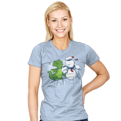 Mallow Titan - Womens - T-Shirts - RIPT Apparel