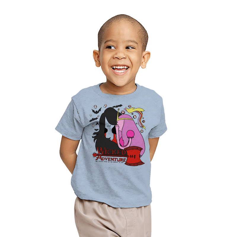 Wicked Adventure - Youth - T-Shirts - RIPT Apparel