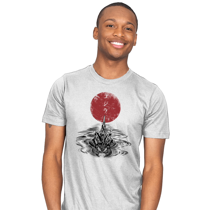 Red Sun Alpha Predator - Mens - T-Shirts - RIPT Apparel