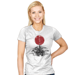 Red Sun Alpha Predator - Womens - T-Shirts - RIPT Apparel