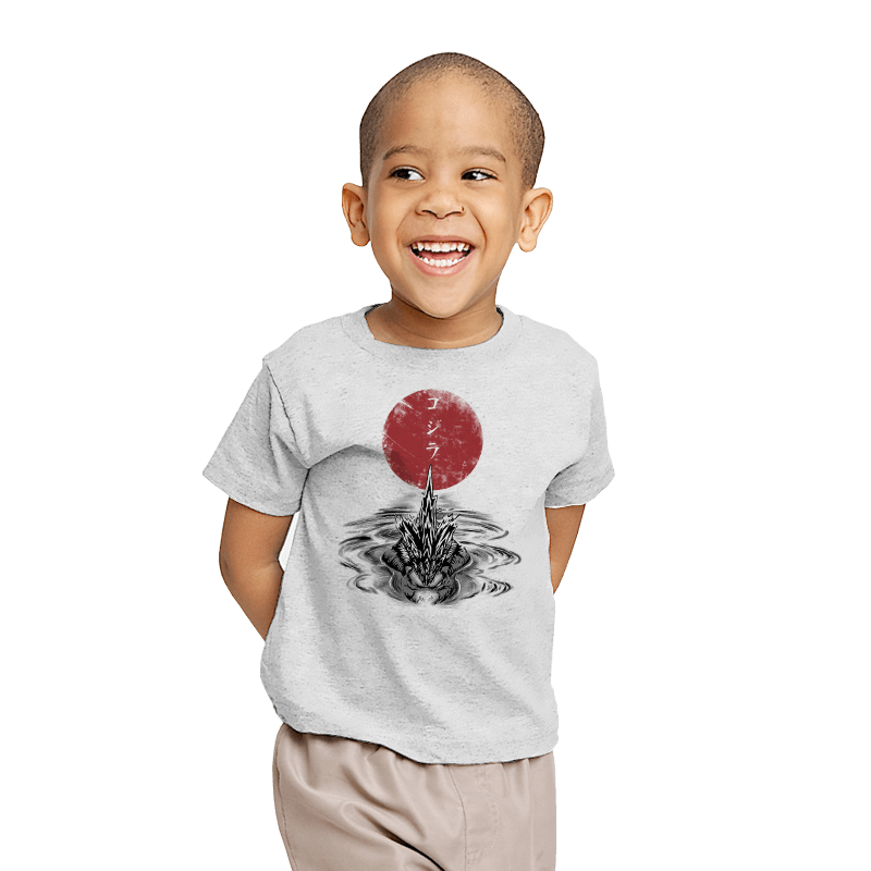 Red Sun Alpha Predator - Youth - T-Shirts - RIPT Apparel