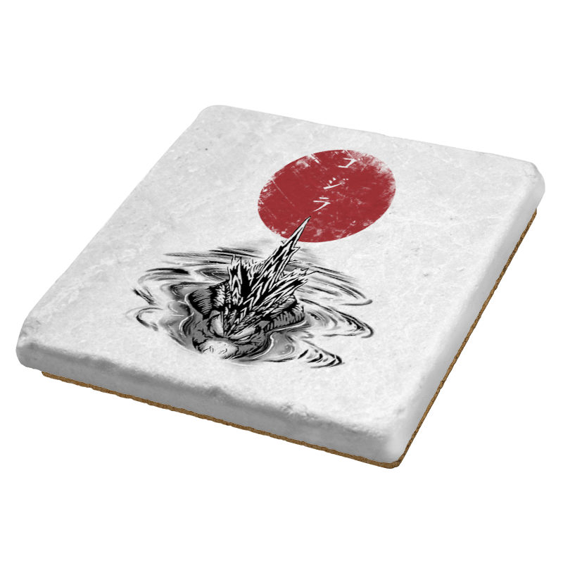 Red Sun Alpha Predator - Coasters - Coasters - RIPT Apparel