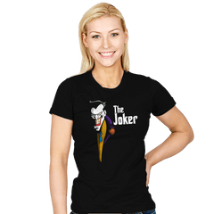 The Jokefather - Womens - T-Shirts - RIPT Apparel