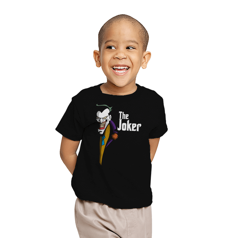 The Jokefather - Youth - T-Shirts - RIPT Apparel