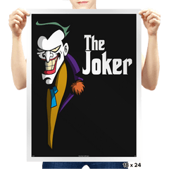 The Jokefather - Prints - Posters - RIPT Apparel