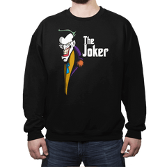 The Jokefather - Crew Neck Sweatshirt - Crew Neck Sweatshirt - RIPT Apparel