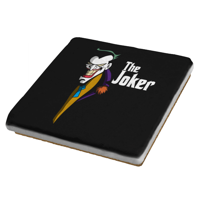 The Jokefather - Coasters - Coasters - RIPT Apparel