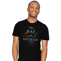 The Bat of Gotham - Mens - T-Shirts - RIPT Apparel