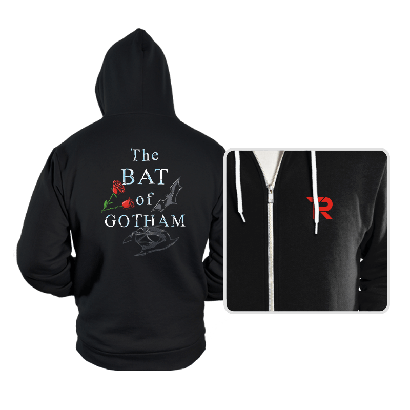 The Bat of Gotham - Hoodies - Hoodies - RIPT Apparel
