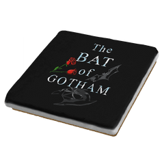 The Bat of Gotham - Coasters - Coasters - RIPT Apparel