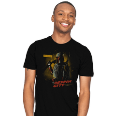 Bespin City - Mens - T-Shirts - RIPT Apparel
