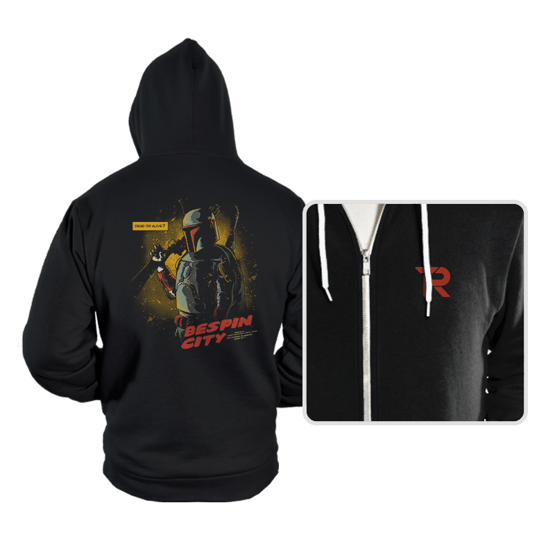 Bespin City - Hoodies - Hoodies - RIPT Apparel
