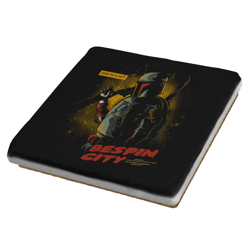 Bespin City - Coasters - Coasters - RIPT Apparel