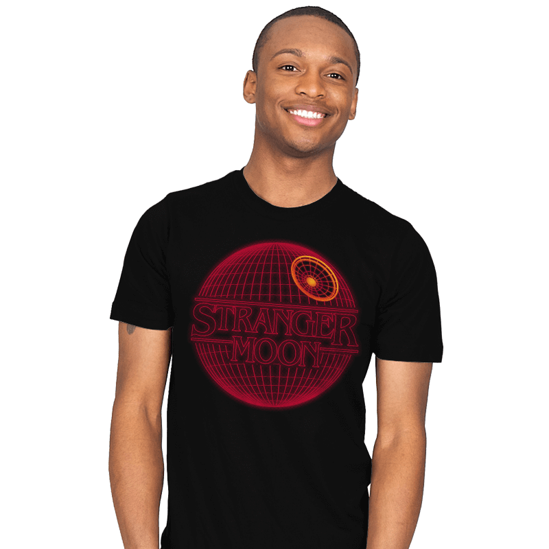 Stranger Moon - Mens - T-Shirts - RIPT Apparel