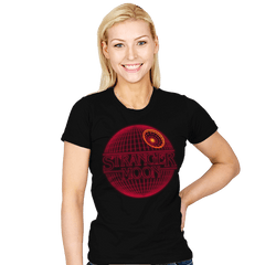 Stranger Moon - Womens - T-Shirts - RIPT Apparel