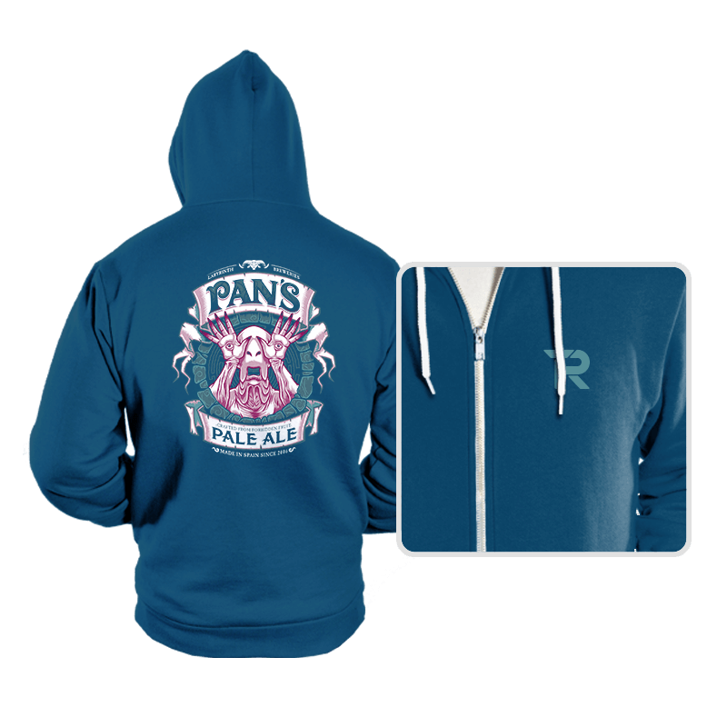 Pan's Pale Ale - Hoodies - Hoodies - RIPT Apparel