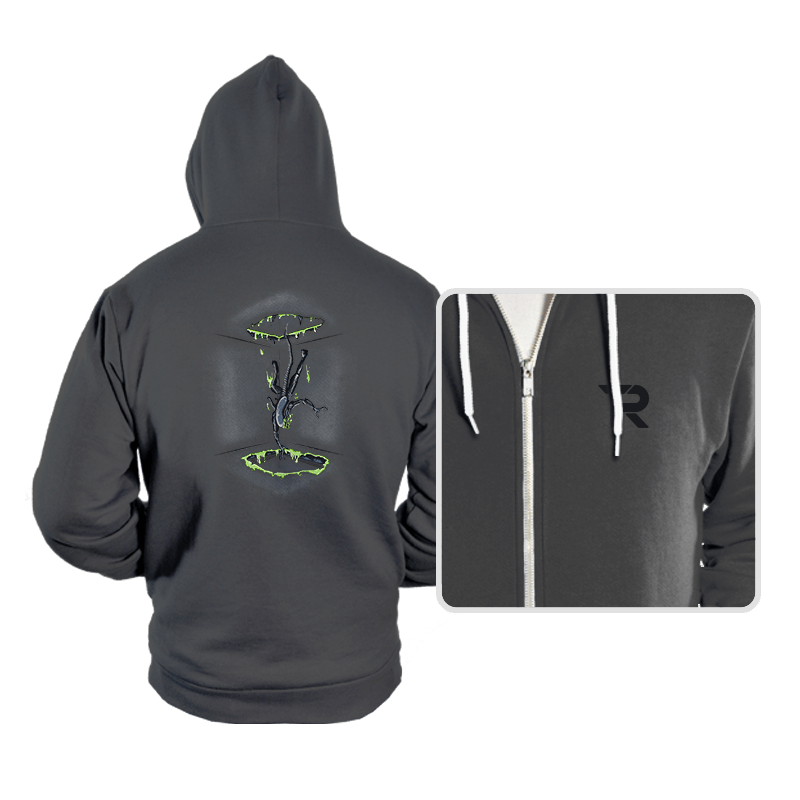 Acid Portal - Hoodies - Hoodies - RIPT Apparel