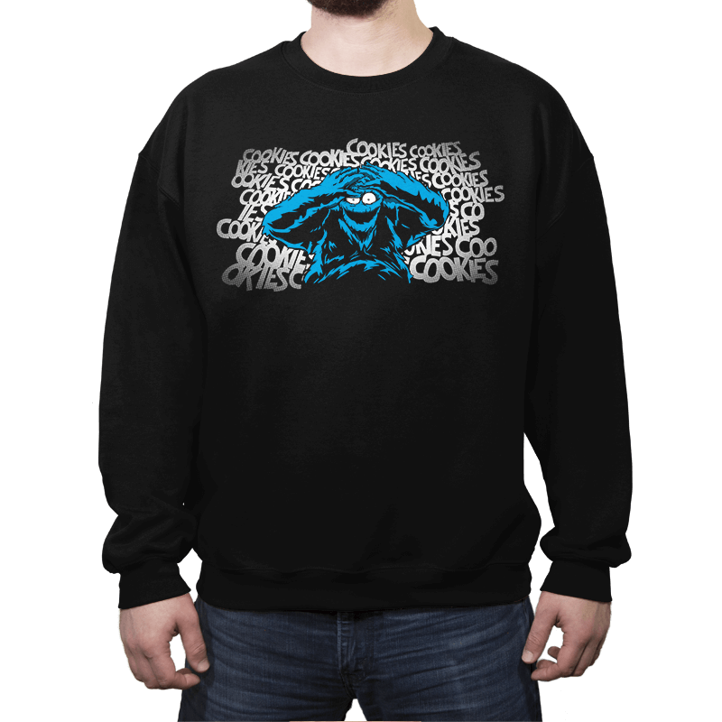 Just One Bad Cookie - Crew Neck - Crew Neck - RIPT Apparel
