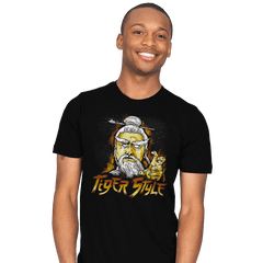 Tiger Style - Mens - T-Shirts - RIPT Apparel