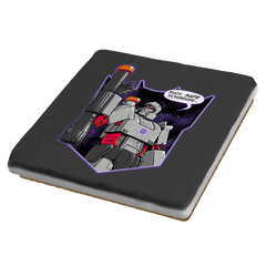 Orange Capped Commander - Coasters - Coasters - RIPT Apparel