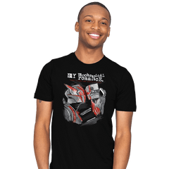 My Mechanical Romance - Mens - T-Shirts - RIPT Apparel