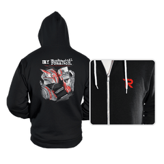 My Mechanical Romance - Hoodies - Hoodies - RIPT Apparel