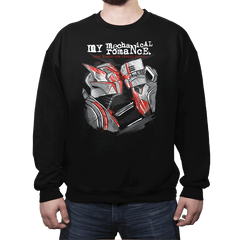 My Mechanical Romance - Crew Neck - Crew Neck - RIPT Apparel