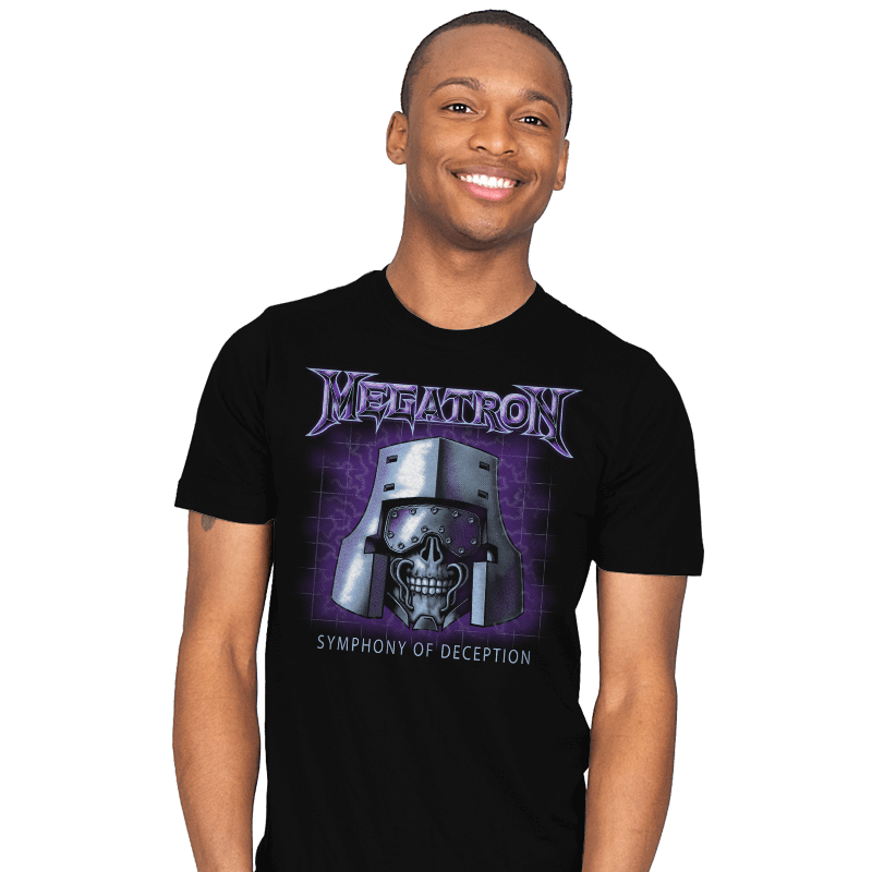 Symphony of Deception - Mens - T-Shirts - RIPT Apparel