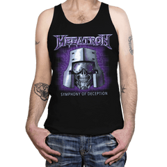 Symphony of Deception - Tanktop - Tanktop - RIPT Apparel