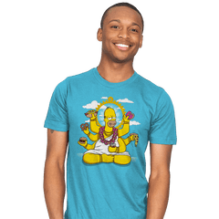 Homervana - Mens - T-Shirts - RIPT Apparel