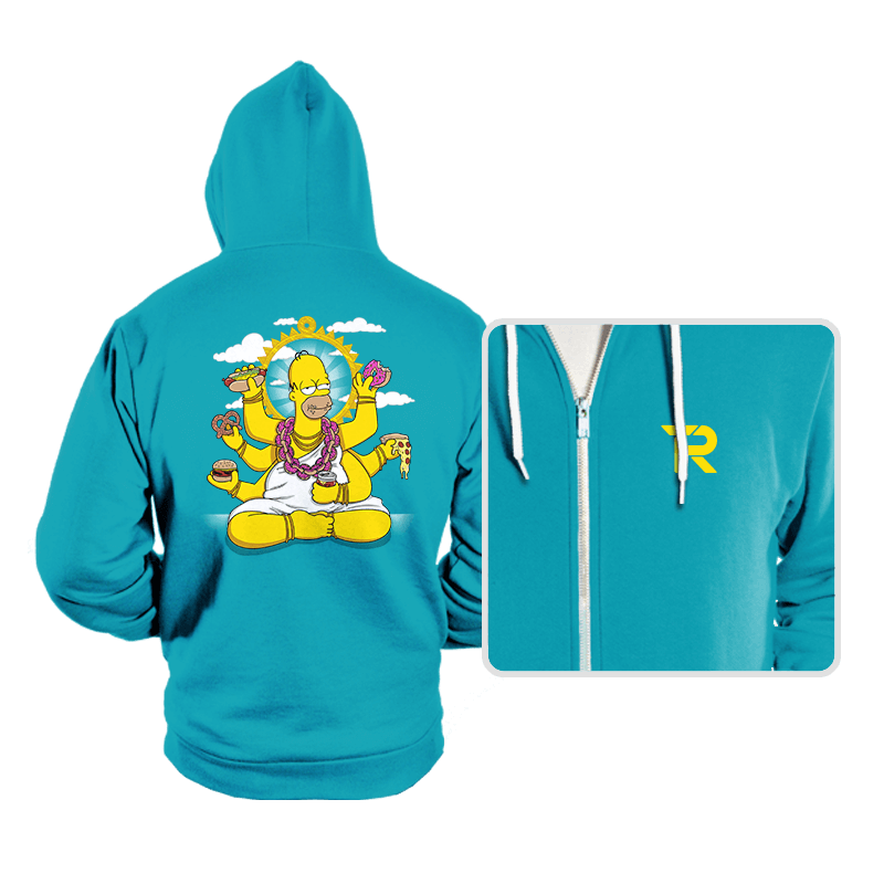 Homervana - Hoodies - Hoodies - RIPT Apparel