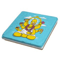 Homervana - Coasters - Coasters - RIPT Apparel