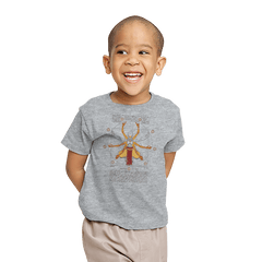 Vitruvian Omnic - Youth - T-Shirts - RIPT Apparel
