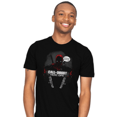 Call of Doody - Mens - T-Shirts - RIPT Apparel