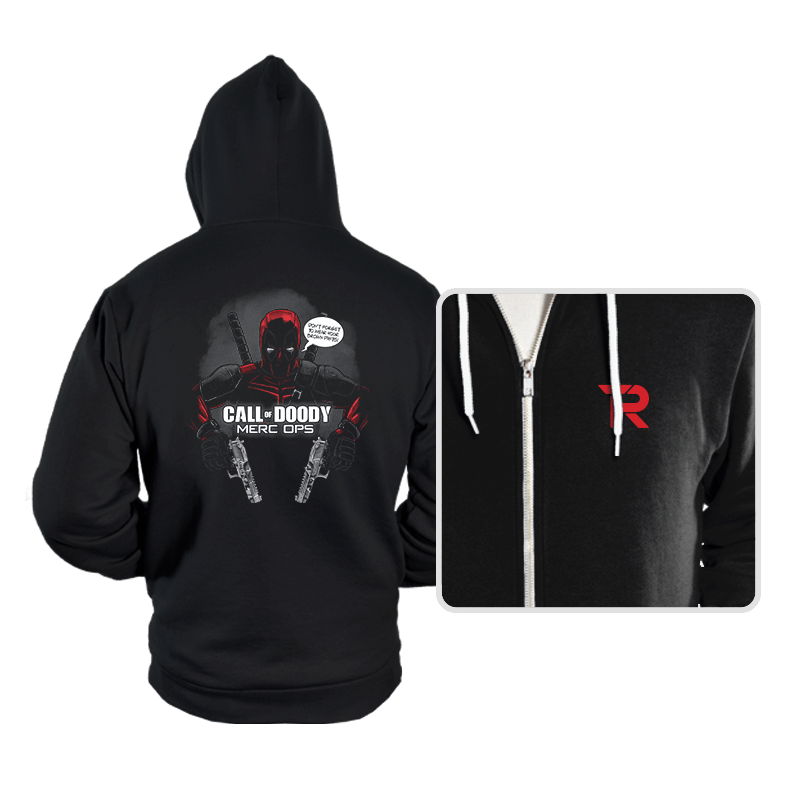 Call of Doody - Hoodies - Hoodies - RIPT Apparel