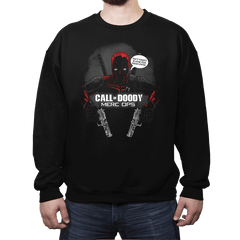 Call of Doody - Crew Neck - Crew Neck - RIPT Apparel