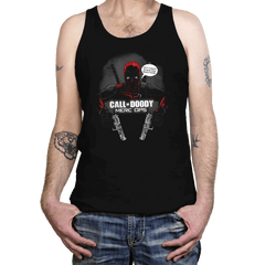 Call of Doody - Tanktop - Tanktop - RIPT Apparel