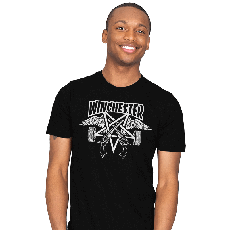 Winchester Magazine - Mens - T-Shirts - RIPT Apparel