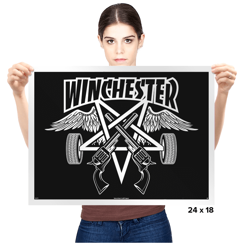 Winchester Magazine - Prints - Posters - RIPT Apparel