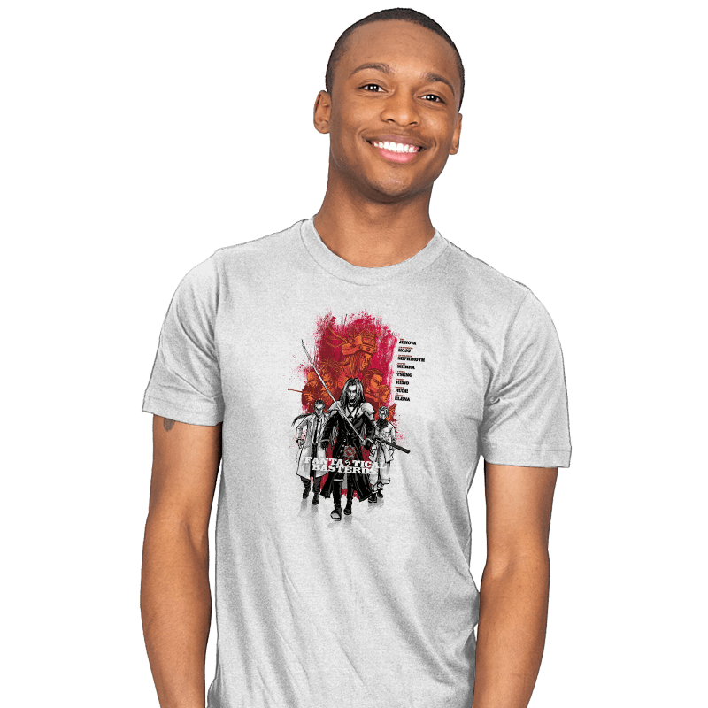 Fantastical Basterds - Mens - T-Shirts - RIPT Apparel