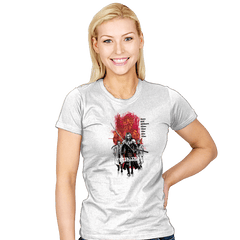 Fantastical Basterds - Womens - T-Shirts - RIPT Apparel