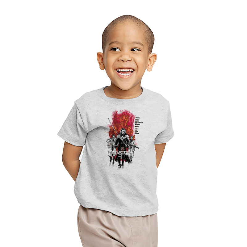 Fantastical Basterds - Youth - T-Shirts - RIPT Apparel