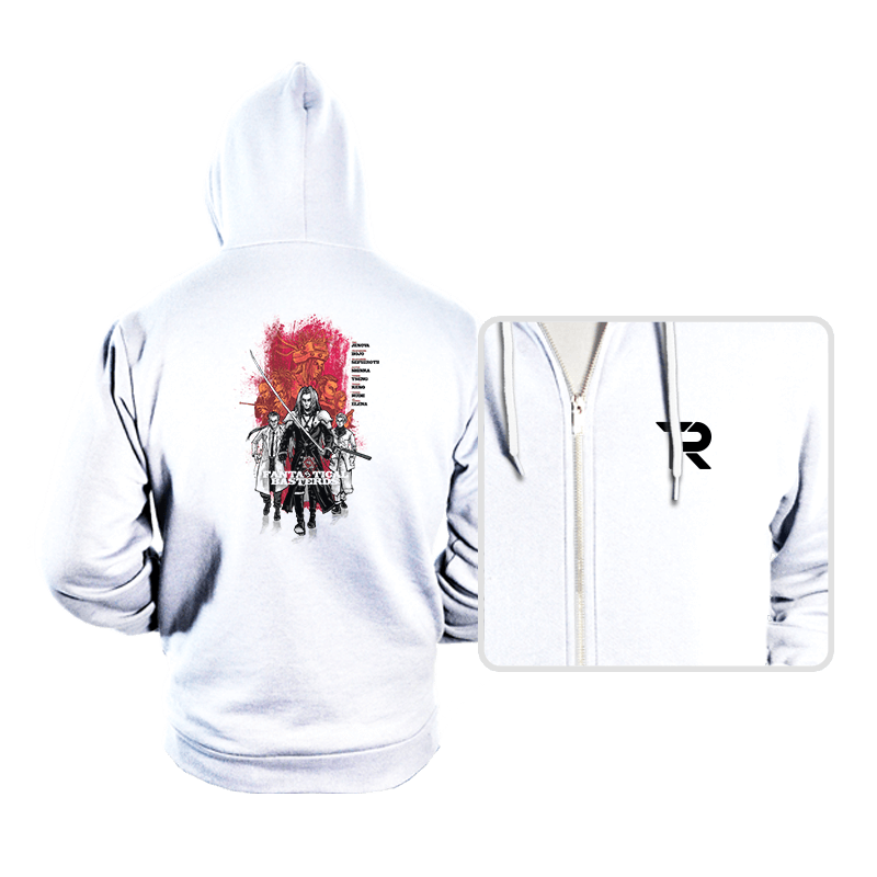 Fantastical Basterds - Hoodies - Hoodies - RIPT Apparel